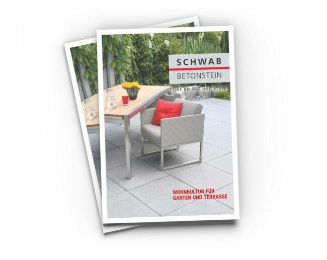 Schwab Betonstein Produkt-Katalog 2017