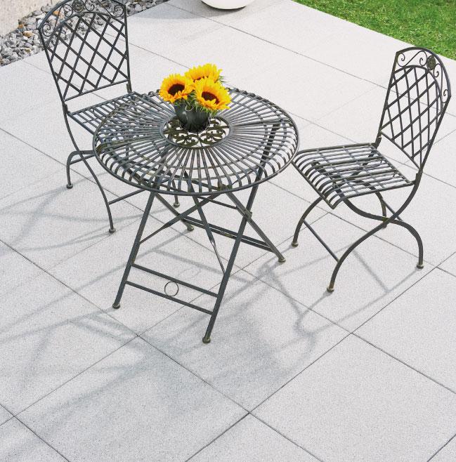 Gartenplatten von Schwab Betonstein