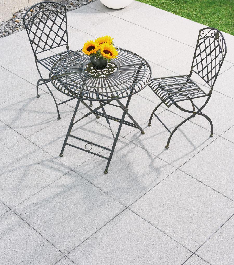 Gartenplatten Aus Straton Von Schwab Betonstein - Gartenplatten 60x40