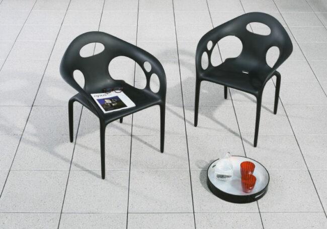 Schwab Betonstein Gartenplatten Kies Design