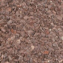 Schwab Material Waschbeton Porphyr Rot 5/8